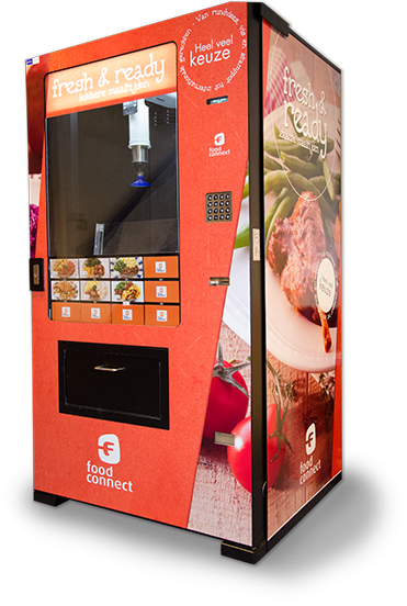 Food Connect Automaat